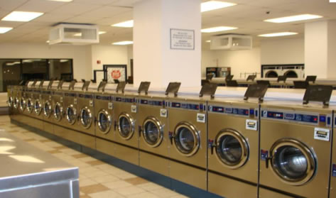 walpole launderette
